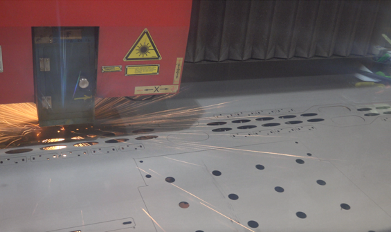 Laser Cutting Company UK