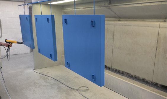 powder coating Somerset, South West UK